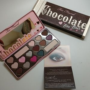 Too Faced Chocolate Bon Bons palette.